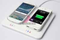 Qi Compatible Twin Wireless Charger