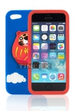 3D Silicon case for iPhone 5 / 5C / 5S