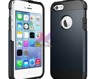 Slim Armor TPU+PC case for iPhone 5 / 5S