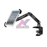 Pad / Tablet Stand, Lock series with Clamp Base