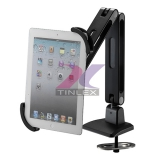 Pad / Tablet Stand, Lock series with Grommet Base